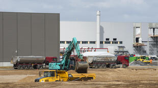 "Environmentalists are fighting the construction of Tesla's ""Gigafactory"" outside Berlin"