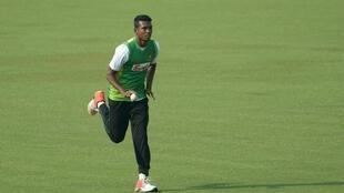 Pace bowler Al-Amin Hossain has been recalled for Bangladesh