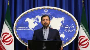 Les Européens ont décidé de renoncer à leur résolution contre l'Iran à l'AIEA, un geste salué jeudi par le porte-parole de la diplomatie iranienne.