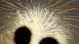 A passagem de Ano Novo é o fim de um ciclo, início de outro.