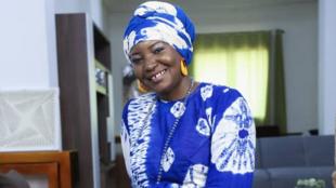 Mme Sacko Assa Gopé Camara, cakɛda min tɔgɔ ko Gopé design o ɲɛmɔgɔba ye. A ye ɲɛfɔli kɛ cakɛda in kan.