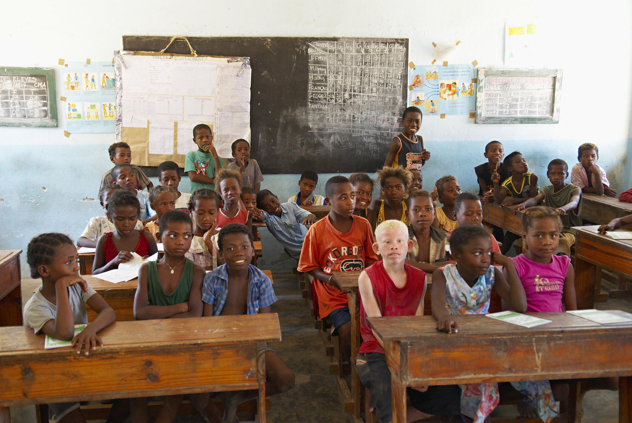 In Madagascar, child poverty is reaching record highs