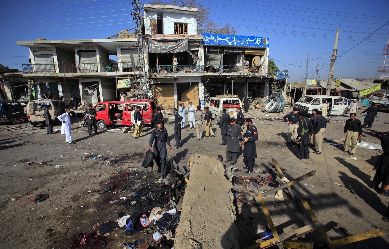A resolução do Parlamento foi votada poucas horas depois que talibãs reivindicaram o atentado desta sexta, que causou a morte de 89 pessoas.