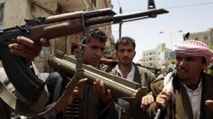 Wapiganaji nchini Yemen