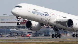 飛機製造公司空客宣布第一季度出現19億歐元的虧損