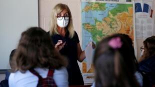 Une minute de silence, souhaitée par le ministre de l'Éducation nationale Jean-Michel Blanquer sera observée le 2 novembre et pourra être accompagnée d'une «séquence éducative». (image d'illustration)