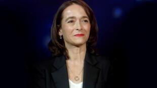 Delphine Ernotte (ici en 2015) est reconduite à la tête de France Télévisions jusqu'en 2025.