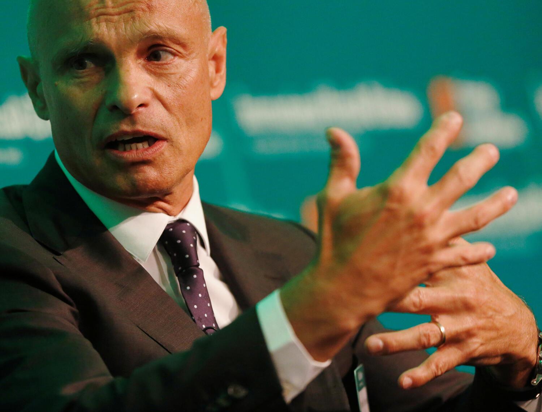L'ONG suisse Public Eye souhaite que l'enquête pour corruption chez Gunvor Group touche toutes les personnes responsables dont Torbjorn Torngvist (photo), PDG de l'entreprise.