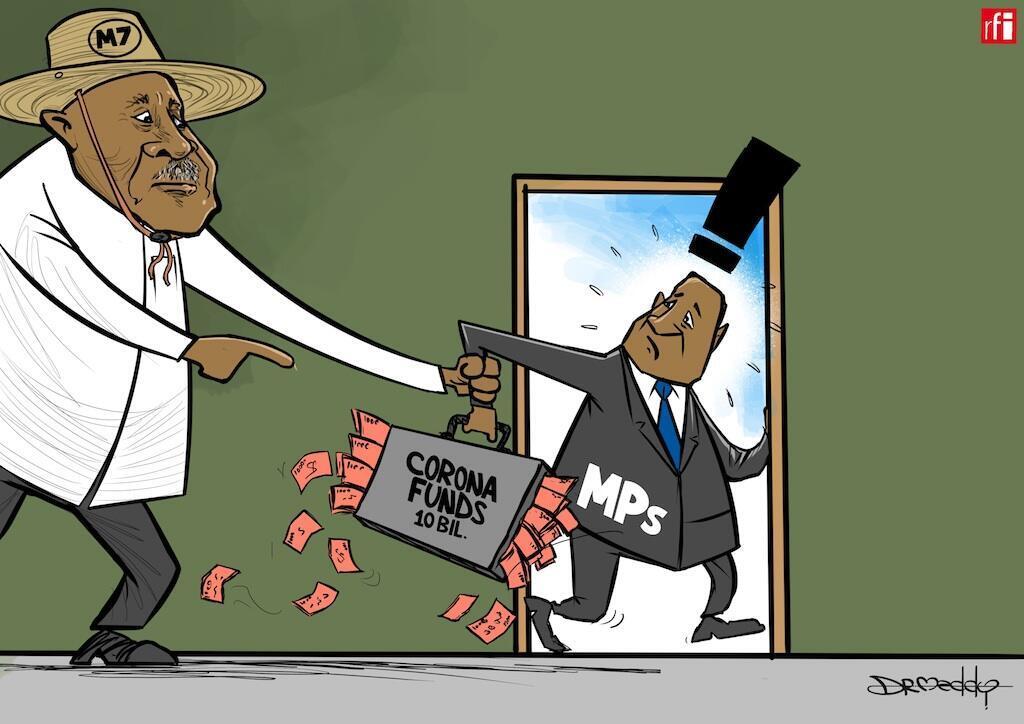 Rais wa Uganda Yoweri Museveni, amewakosoa wabunge wa nchi hiyo kwa kujielekezea fedha ambazo zingeweza kutumika katika vita ya Corona 30/04/2020