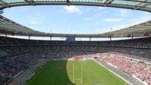 Le Stade de France avait accueilli la Coupe du monde de rugby en 2007.