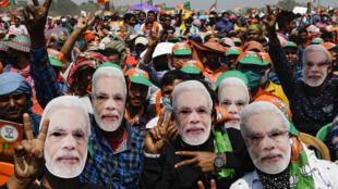 inde-modi-meeting-electoral-partisans