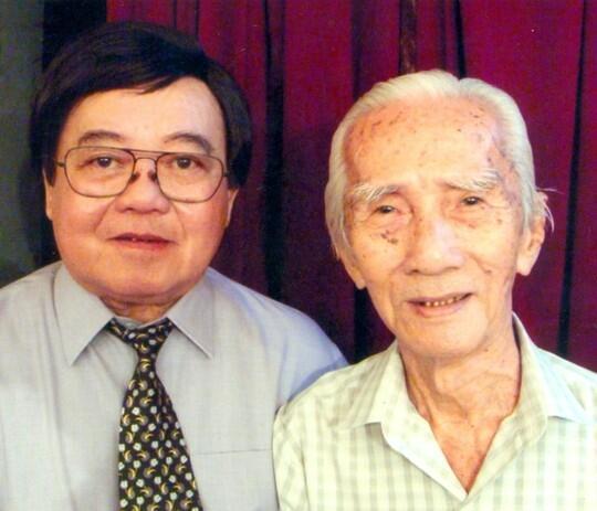 Vua viết lời Vọng cổ Viễn Châu và Vua Tao đàn Thanh Hải