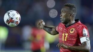 Mateus - Angola - Palancas Negras - Futebol - Desporto - Selecção Angolana