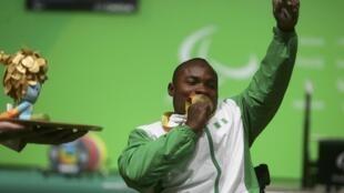 'Yan wasan Najeriya nakasassu sun taka rawa a gasar Paralympics a Brazil