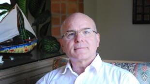 Michel Forst, expert de l'ONU sur la situation des droits de l'homme en Haïti.