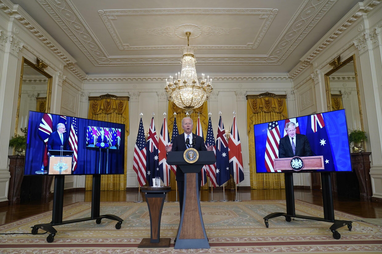 USA - Australie - Grande Bretagne AP21258768513782