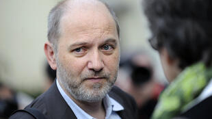 This file photo taken on September 18, 2012 shows French member of Parliament Denis Baupin attending a congress of French Europe Ecology Les Verts (EELV) party in Nantes, western France