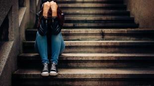 illustration covid adolescents dépression