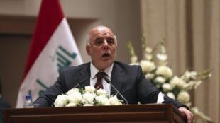 Firaiyi ministan Iraki Haider al-Abadi