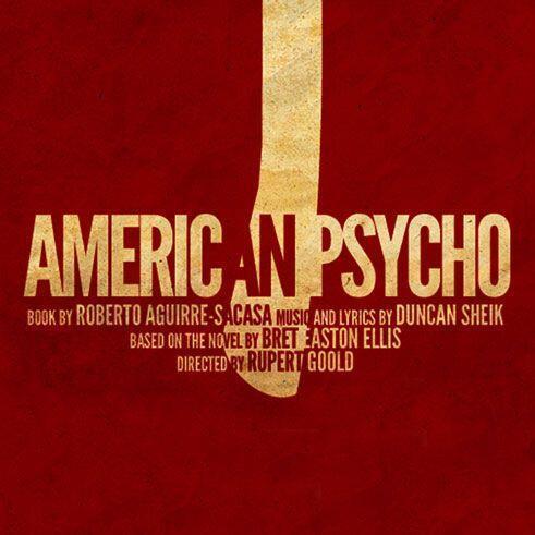 """Depois de virar filme em 2000, o livro """"American Psycho"""", publicado em 1991, agora virou musical."""