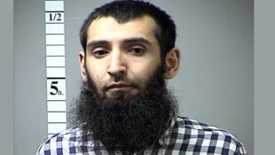 """""""  مقیم آمریکا، مظنون به  سیفالله صاحیباُف""""، جوان اُزبک تبار مقیم آمریکا، عامل حمله تروریستی در منهاتان نیویورک."""