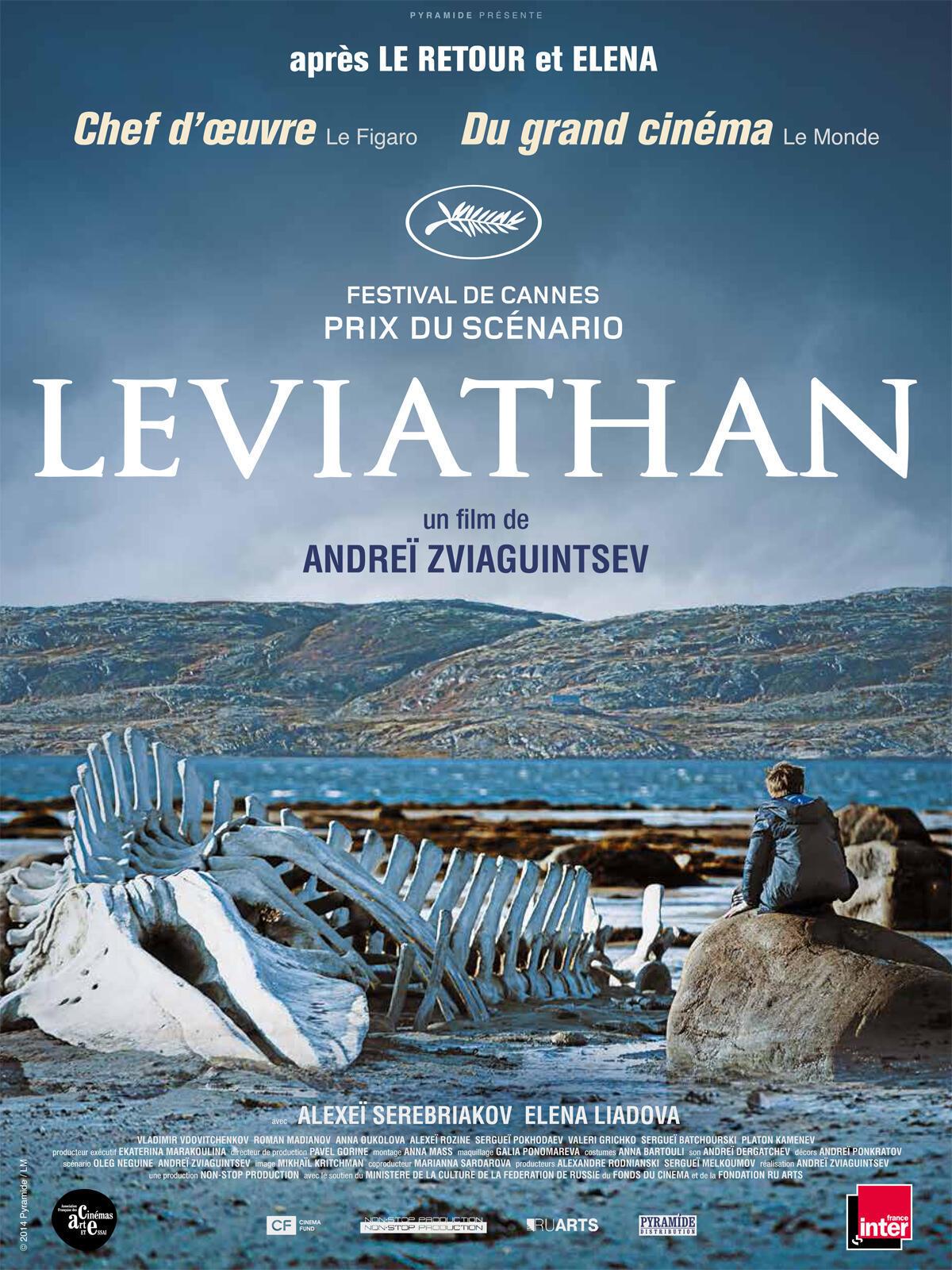 Áp phích quảng cáo phim Leviathan
