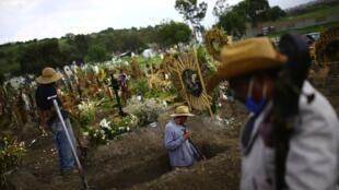 Katika siku za hivi karibuni serikali ya Mexico ilisema kuwa idadi halisi ya watu walioambukizwa ni kubwa zaidi kuliko idadi ya kesi zilizothibitishwa.