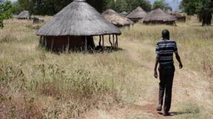 Ouganda - village de Lawiyeoduny