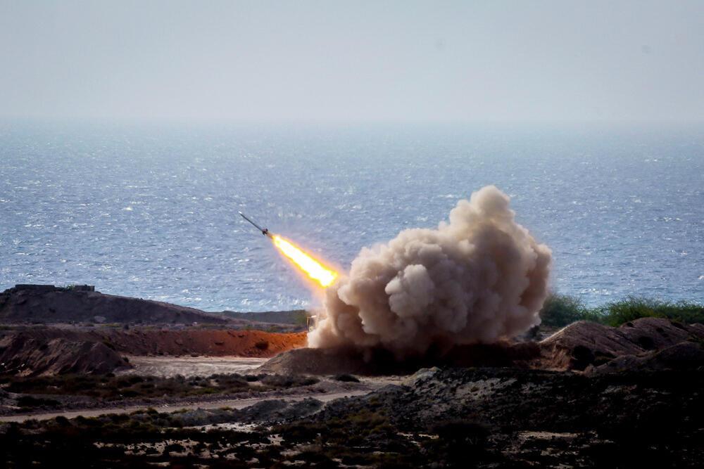 IRAN/ Missile