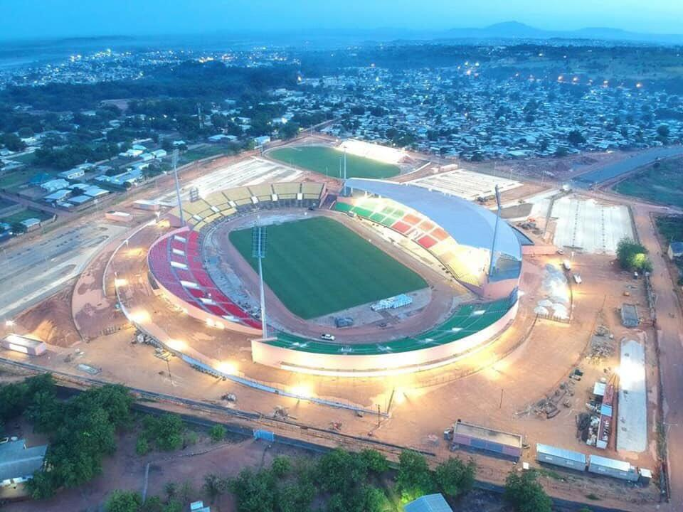 Le Stade Stade Roumdé Adjia de Garoua au Cameroun hébergera-t-il un groupe du CHAN 2020 ?