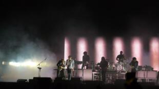 Phoenix, Rock en seine 2013.