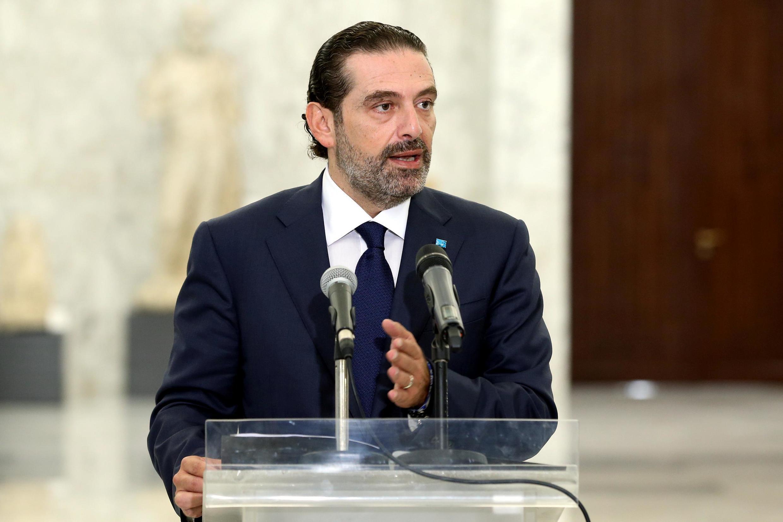 سعد حریری.