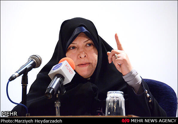 فهمیه فرهمندپور، مشاور وزیر کشور دولت یازدهم در امور زنان و خانواده