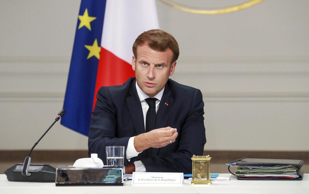 Emmanuel Macron dijo que las negociaciones con el Mercosur se han detenido por completo.