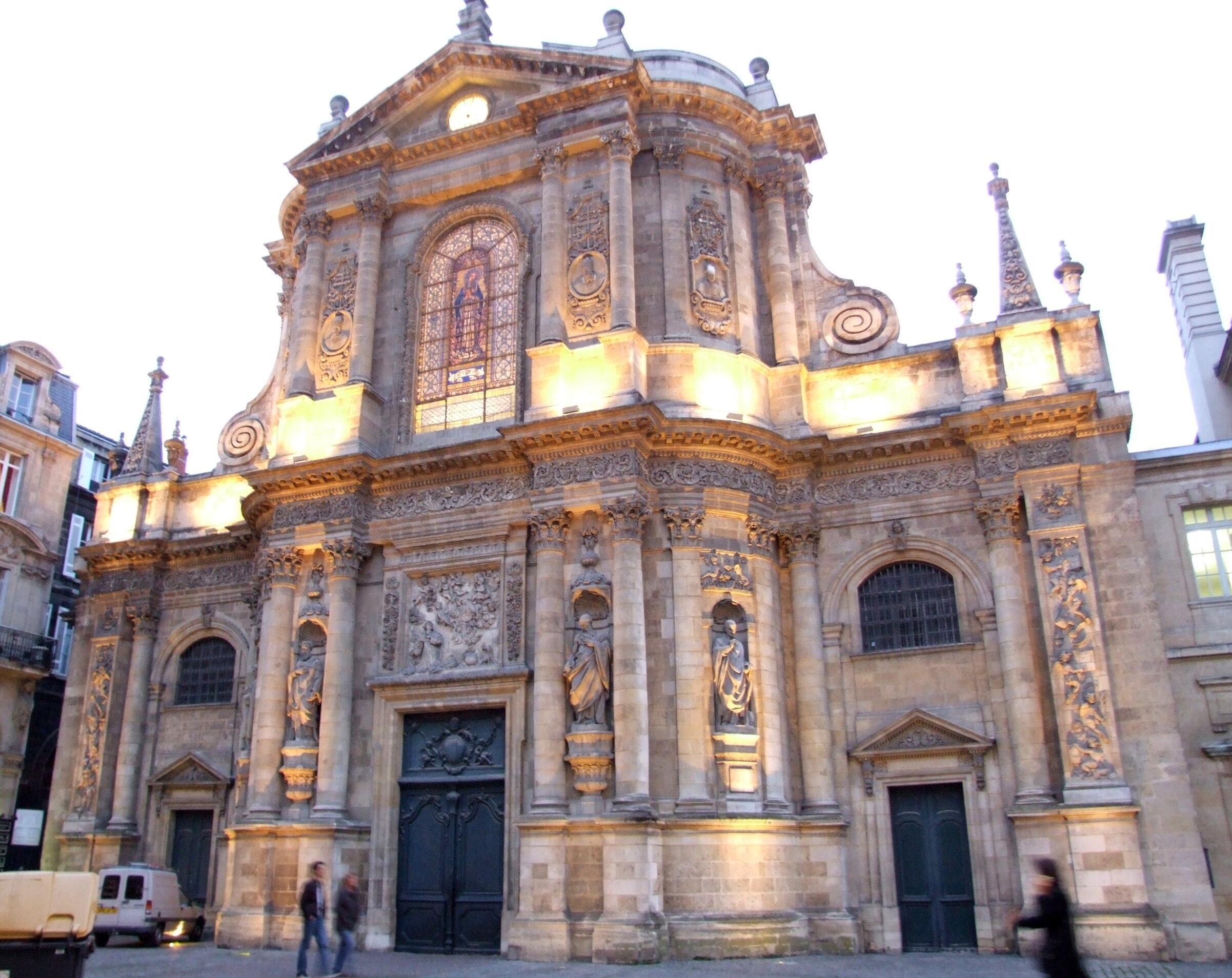 Église Notre-Dame, Bordeaux