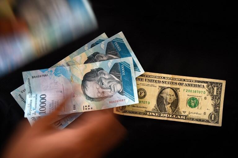 Le bolivar a été de nouveau dévalué de 35% pour être aligné sur le taux du marché noir (image d'illustration).
