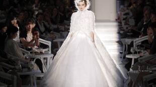 Thời trang cao cấp Chanel, bộ sưu tập Thu Đông 2012/2013 (Reuters)