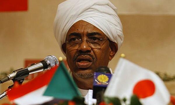 Rais wa Sudan Omar Hassan Al Bashir ambaye ametangaza mpango wa kuwaachia wafungwa wa kisiasa