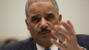 El fiscal general de Estados Unidos, Eric Holder.