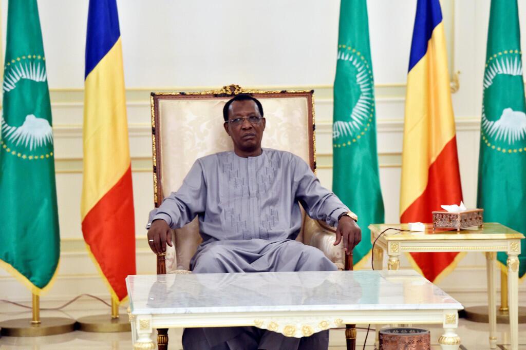 Le président tchadien Idriss Déby n'a pas fait le déplacement à l'Assemblée générale de l'ONU.