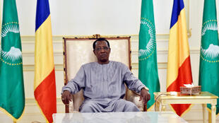 Shugaban Chadi Idriss Déby