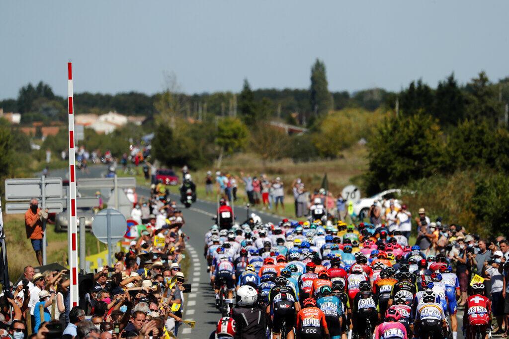 Tour de France 2020 Île de Ré