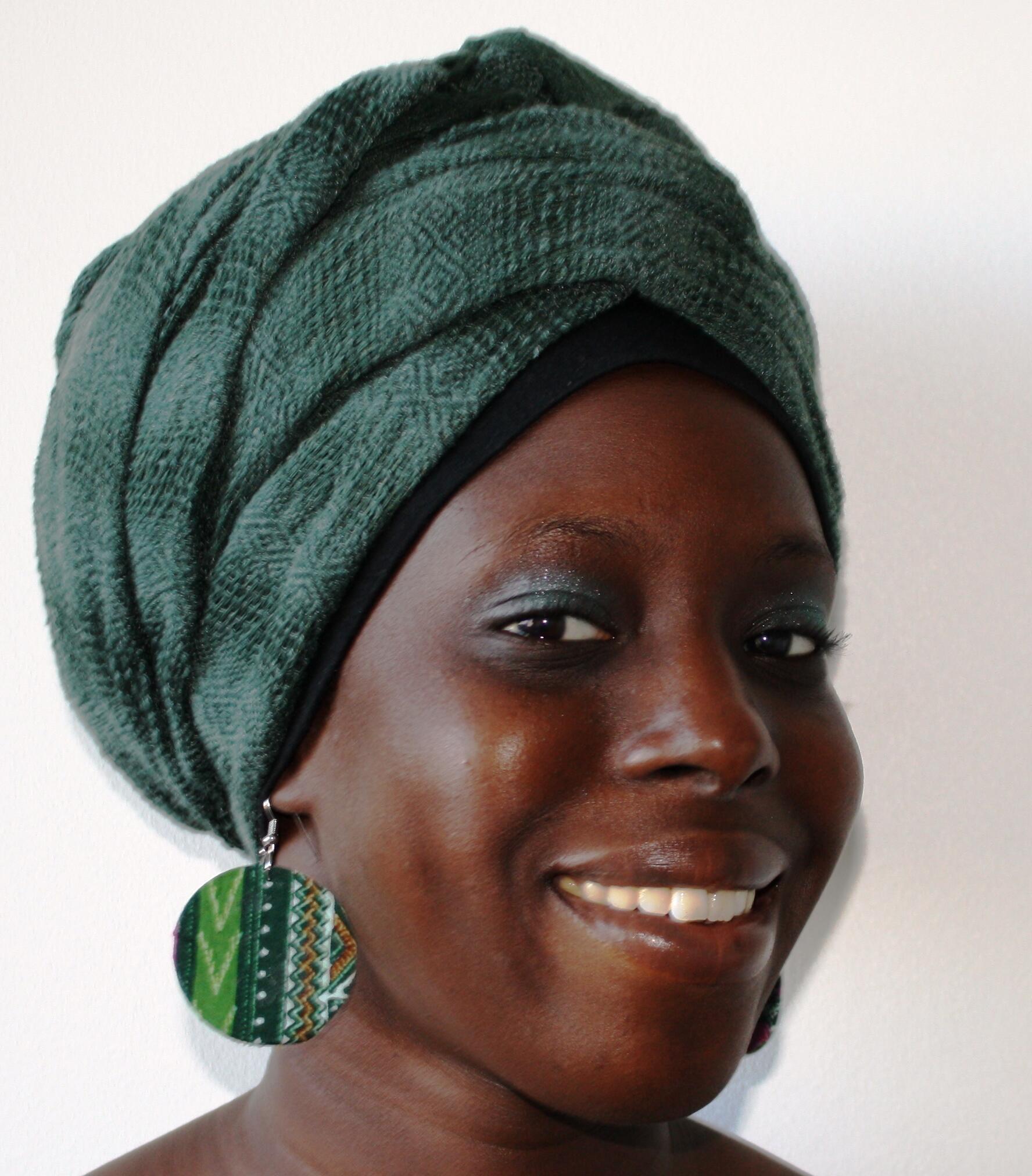 Fatoumata Kebe.
