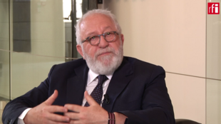 El director del Centro de desarrollo de la OCDE, Mario Pezzini, en Escala en París.