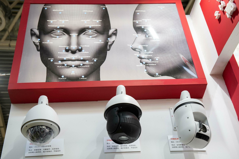 采用AI技术的人脸识别