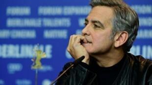 George Clooney abre Festival de Berlim