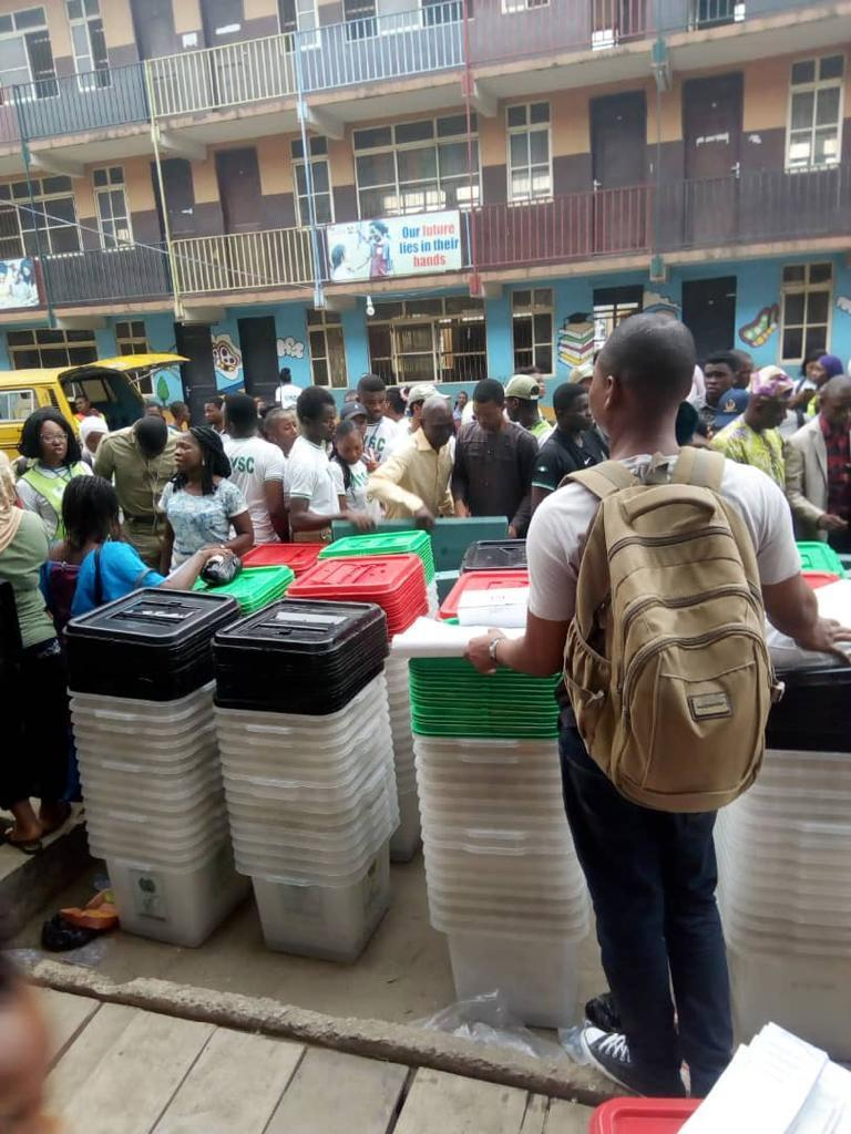 Nigeria Elections: A cross-section of voters in Lagos