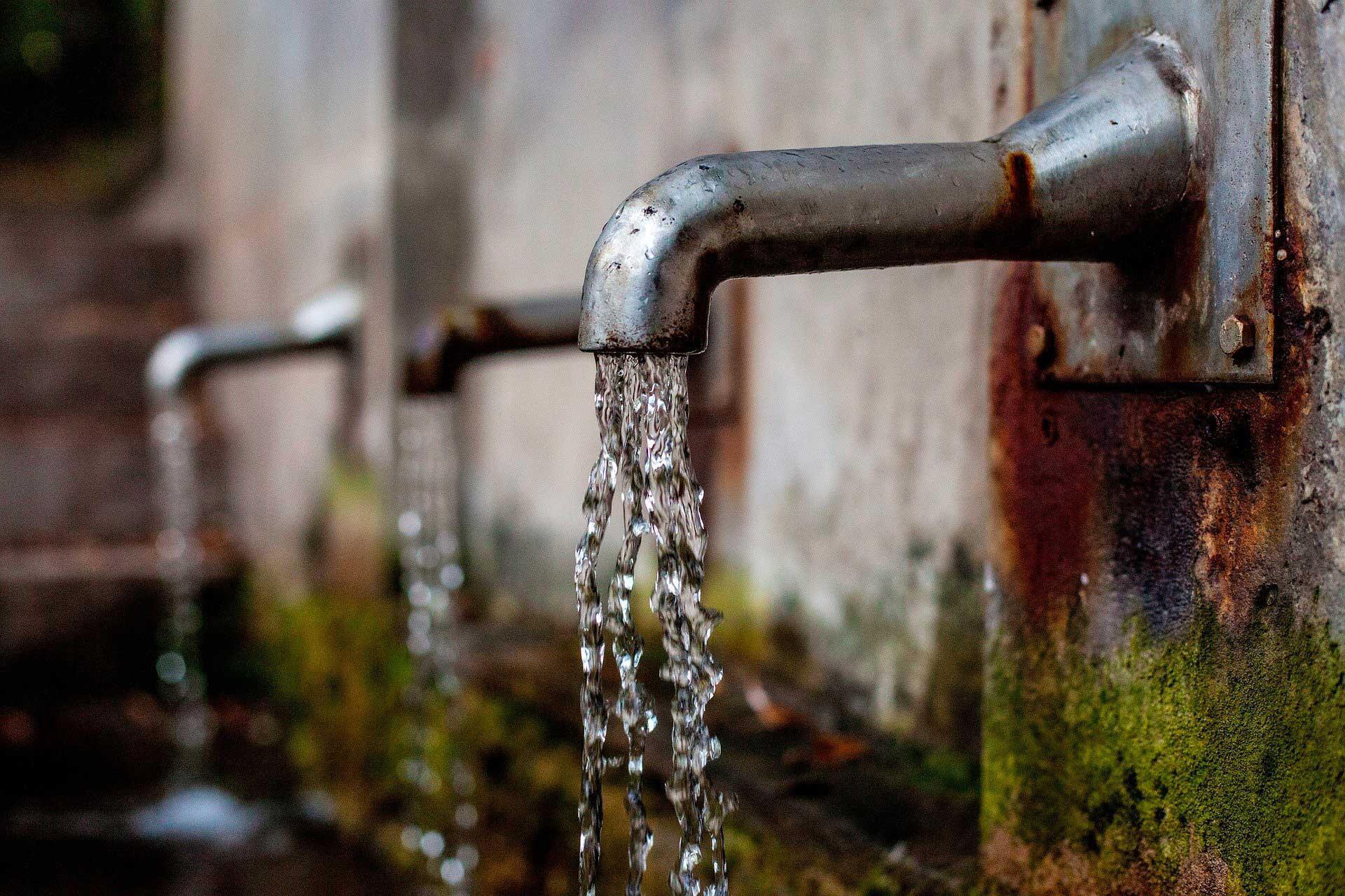 robinet eau potable