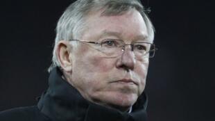 Kocha wa Manchester United Alex Ferguson
