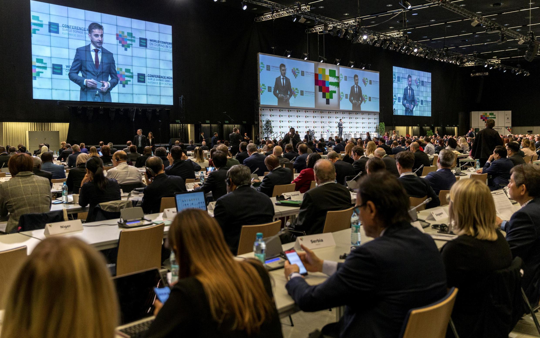 Пятая Международная конференция повопросам допинга вспорте проходит в эти дни в польском городе Катовице